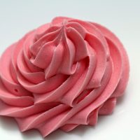 Strawberry Mousse Cake Filling