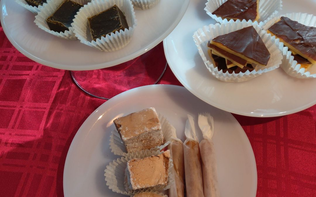 Four easy Christmas candy recipes